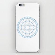 Anime Magic Circle 11 iPhone & iPod Skin