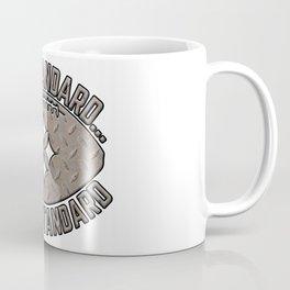 Pittsburgh Steel City Football The Standard Metal 412 Pride Coffee Mug