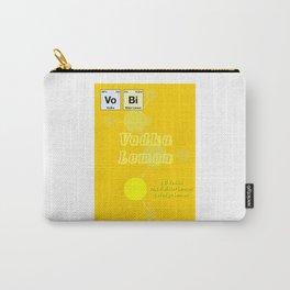 Vodca Lemon Carry-All Pouch