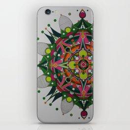 Mandala 001 iPhone Skin