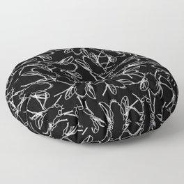 Moscas Floor Pillow