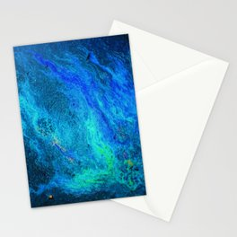 Oil On Pavement: Rapt Funeral Amazement Stationery Cards