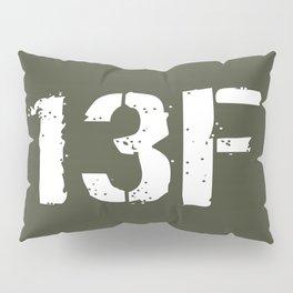 13F Fire Support Specialist Pillow Sham
