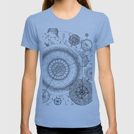 Movement of the Spheres 01 T-shirt