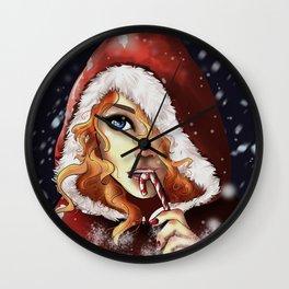 Ginger Wall Clock