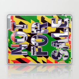 NOT FOR SALE 04 Laptop & iPad Skin