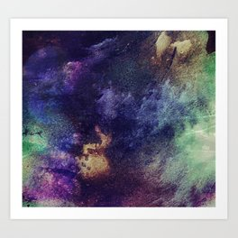 Space Perception Art Print