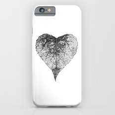 heart b&w Slim Case iPhone 6s