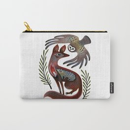 Burning Love Carry-All Pouch