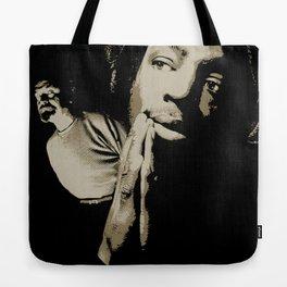 Juxtapose IV Tote Bag