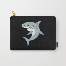 Big Shark Cool Shark Lover Carry-All Pouch