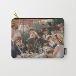 Auguste Renoir - Luncheon of the Boating Party (Le déjeuner des canotiers) Carry-All Pouch