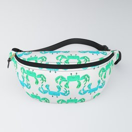 Sand Crab Fanny Pack