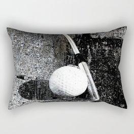 The golf club Rectangular Pillow