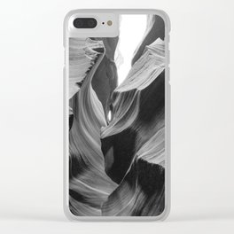 ANTELOPE CANYON VIII / Arizona Clear iPhone Case