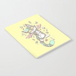 Monster Cat Notebook