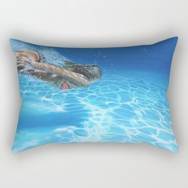 Sea pleasure Rectangular Pillow