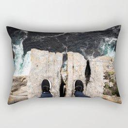 Natures Diving Board Rectangular Pillow