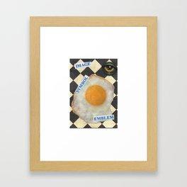 Symbol Framed Art Print