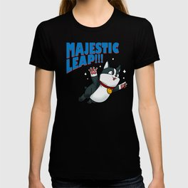 Majestic Leap Bowser Shirt T-shirt