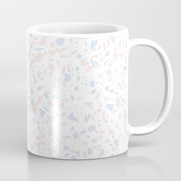 'Speckle Party' Lilac + Pink Dots Speckle Terrazzo Pattern Coffee Mug