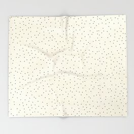 Beautiful Dots Throw Blanket
