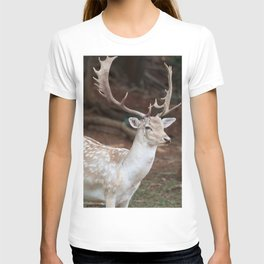 Antlers and Spots T-shirt