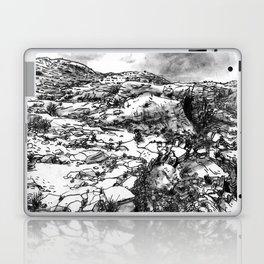 Desert_rocks Laptop & iPad Skin