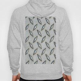 Checkered Pattern Hoody