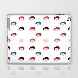 Michael's hair  Laptop & iPad Skin