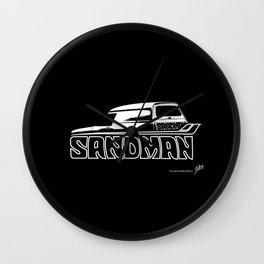Holden Sandman Panel Van Wall Clock