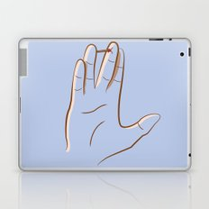 mr. spock Laptop & iPad Skin