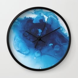 Vishuddha (Throat Chakra) Wall Clock