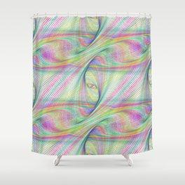 Smoothness Shower Curtain