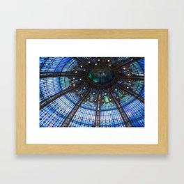 Under the Dome - Paris Framed Art Print