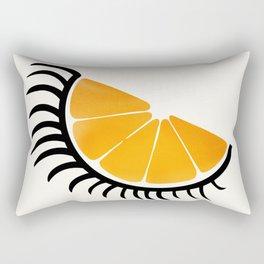 Clockwork Orangina Rectangular Pillow