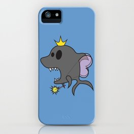 Fairy Sharkmother iPhone Case