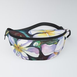 Evening Plumeia Fanny Pack