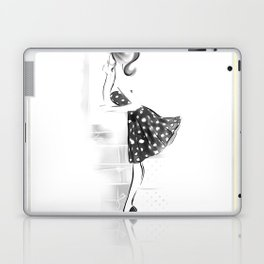 Mirror, Mirrow... Laptop & iPad Skin