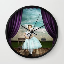 The Audition Wall Clock