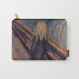 Edvard Munch - The Scream Carry-All Pouch