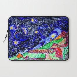 Orion on Aconcagua / Starry night Laptop Sleeve
