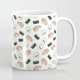 Sushi and dumplings Coffee Mug