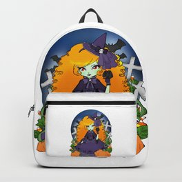 The Violet Witch Backpack