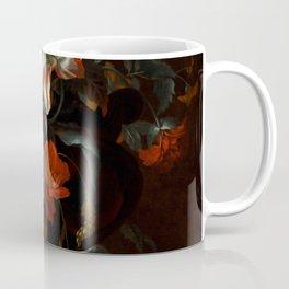 """Philip van Kouwenbergh """"Flowers in a Vase"""" Coffee Mug"""