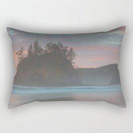 Pewetole Island Sunset Rectangular Pillow