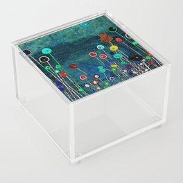 Spring Meadow Acrylic Box