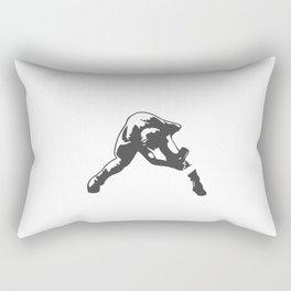Breaking Noise Rectangular Pillow