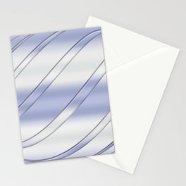 Abstract silver texture. Stationery Cards