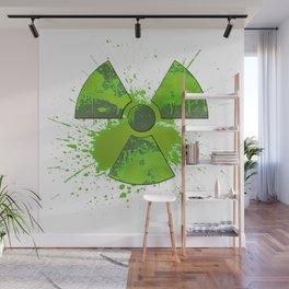 Radiactive Wall Mural